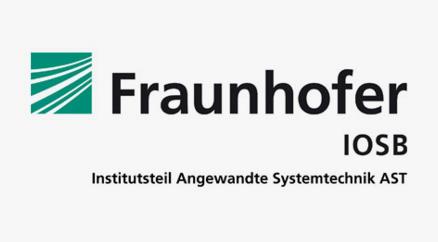 Logo Fraunhofer IOSB Institutsteil Angewandte Systemtechnik AST