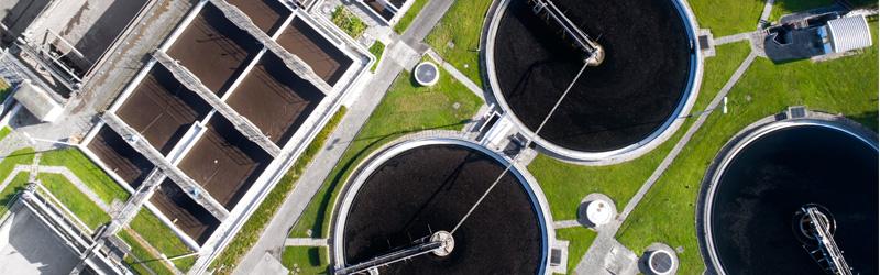 Biogasanlage - Arbeitsort der Industrietaucher vom Tauchservice Naue